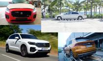 Hé lộ hình ảnh loạt xe mới cập cảng Việt Nam, chờ ngày ra mắt VMS 2018