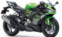 Kawasaki ZX-6R 2019 mới, đối thủ xứng tầm Yamaha YZF-R6