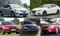 """Lượng bán sedan tăng nhanh vì dân Việt \""""nghiền\"""" mẫu xe truyền thống"""
