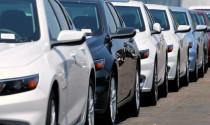 Lượng xe nhập về giảm mạnh trong tuần qua