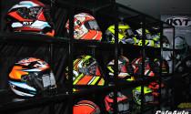 Mũ bảo hiểm KYT Helmet cho môtô, xe máy chào sân thị trường Việt Nam