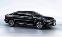 Volkswagen Passat NMS 2019 ra mắt, cạnh tranh Toyota Camry