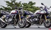 Honda ra mắt bộ đôi naked bike CB1300 2019, giá bán từ 307,8 triệu đồng