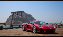Lại có thêm một siêu xe nữa của người Ý chào đời