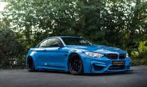 Manhart Racing ra mắt bản độ BMW M4 Convertible mạnh như siêu xe Aventador