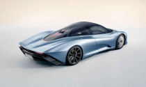 """""""Chiêm ngưỡng"""" siêu phẩm McLaren Speedtail, người kế nhiệm huyền thoại F1 trong quá khứ"""