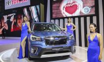 Bất ngờ công nghệ hỗ trợ người lái EyeSight trên Subaru Forester 2019