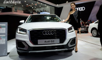 Cận cảnh mẫu xe hạng sang 'giá mềm' – Audi Q2 tại triển làm VMS 2018