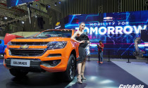 Chevrolet Colorado Storm có giá từ 819 triệu đồng tại Việt Nam