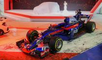 Honda lần đầu mang xe đua công thức F1 đến Vietnam Motor Show 2018
