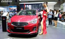 Khám phá mẫu sedan hạng B - Mitsubishi Attrage tại VMS 2018