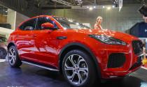 Ngắm Jaguar E-PACE hiệu suất và thiết kế đậm tính thể thao