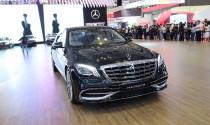 Ngôi sao gian hàng Mercedes Benz: S 450 4MATIC Coupé có giá gần 6,2 tỷ đồng
