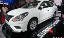 Nissan Sunny Q-Series chính thức ra mắt Vietnam Motor Show 2018