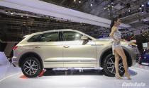 Tân binh tràn ngập công nghệ Volkswagen Touareg 2019 được giới thiệu