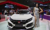 """Tìm hiểu mẫu xe """"gây sốt"""" Honda Civic Type R tại VMS 2018"""