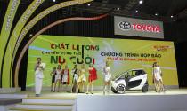 Toyota mang đến triển lãm mẫu xe điện thú vị i-Road