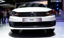Volkswagen Polo – mẫu sedan hạng B đậm 'chất Đức' tại triển lãm VMS 2018