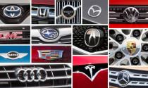 10 thương hiệu ô tô đáng tin tưởng nhất 2018