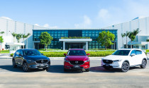 Bảng giá xe Mazda tháng 11: Thêm màu sơn mới, thêm ưu đãi