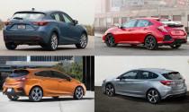 Đây là 8 mẫu hatchback có khoang chứa đồ còn lớn hơn cả SUV