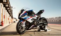 Hết ô tô, đến lượt mô-tô của BMW được trang bị phụ kiện M Performance