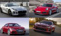 10 mẫu xe thể thao 'ăn kiêng' nhất hiện nay