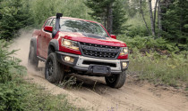 Chevrolet công bố giá bán chính thức Colorado ZR2 Bison 2019, từ 1,1 tỷ đồng