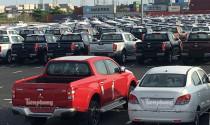Việt Nam chi hơn 1,1 tỷ USD nhập khẩu ô tô