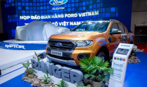 Vua bán tải Ranger chiếm 1 nửa doanh số của Ford trong tháng 10