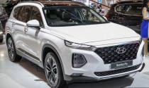 Hé lộ thông tin Hyundai Santa Fe 2019 ra mắt tại thị trường Malaysia