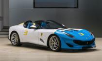 Ferrari trình làng siêu xe độc nhất vô nhị tiếp theo