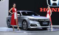 Hé lộ Honda Accord mới, đối thủ của Kia Optima