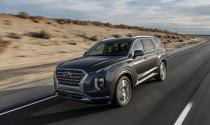 Hyundai Palisade 2020 với thiết kế hoàn toàn mới, đối thủ của Ford Explorer