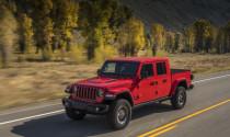 Khám phá mẫu bán tải – Jeep Gladiator thế hệ hoàn toàn mới
