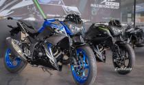 Triệu hồi hơn 140 chiếc Kawasaki Z300 ABS 2018 vì nguy cơ thủng bình xăng