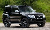 Tương lai bất định của Mitsubishi Pajero thế hệ mới