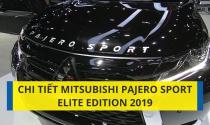 Tìm hiểu chi tiết phiên bản đặc biệt Mitsubishi Pajero Sport 2019