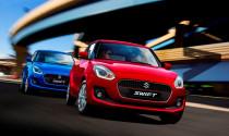 Suzuki Swift 2018 giá 499 triệu đồng, cạnh tranh Mazda2 sắp ra mắt