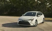 Toyota Corolla Hybrid 2020 – mẫu sedan hạng C tràn ngập công nghệ