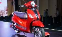 Yamaha Grande Hybrid 2018 trình làng, động cơ cải tiến, giá từ 45.5 triệu đồng
