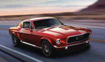Khám phá Ford Mustang cổ chạy điện của người Nga