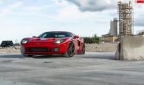 Khám phá siêu xe Ford GT mạnh hơn 2000 mã lực