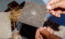 Ngạc nhiên với vật liệu hãm xung ô tô tạo ra từ phế thải cây chà là