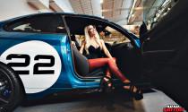 Bỏng mắt với dàn người mẫu nóng bỏng tại Essen Motor Show 2018