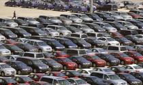 Xe nhập tăng 37% so với tuần trước, đáp ứng nhu cầu mua xe dịp cận Tết