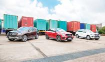 Tổng Cục Hải quan yêu cầu rà soát ô tô nhập khẩu diện quà biếu, tặng