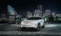 Infiniti QX Inspiration Concept – Đối thủ của Mercedes-Benz EQC sắp trình làng