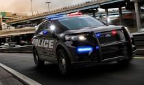 """Tội phạm lo """"sốt vó"""" với xe cảnh sát mới của Ford"""