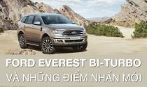 Ford Everest Bi-Turbo và những điểm nhấn mới